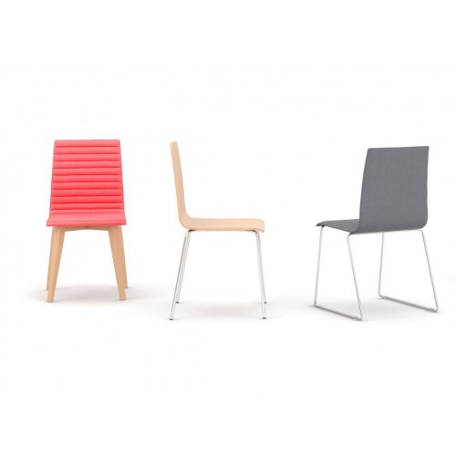 Ribbed or Wood Bjorn Chair
