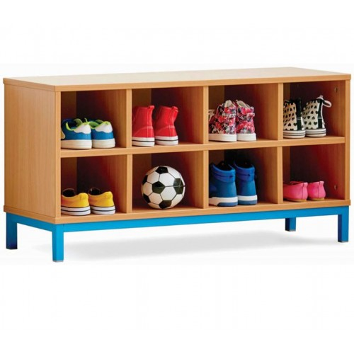 Open Storage Compartments