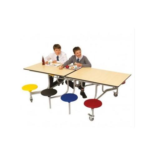 Folding School Dining Unit
