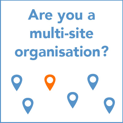 Are you a multi-site banner 1