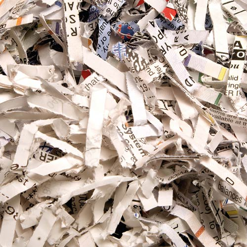 secure document management shredding