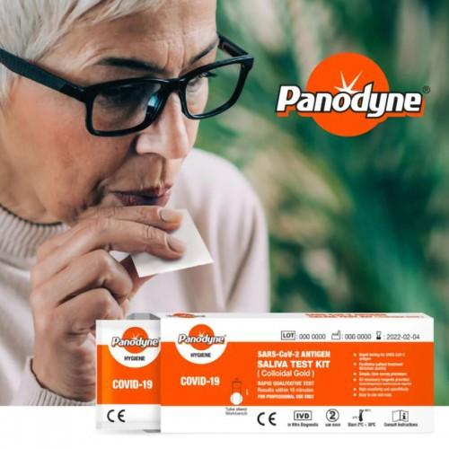Panodyne COVID-19 Antigen Saliva Rapid Test Kit SARS-CoV-2