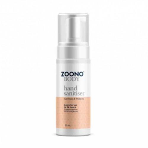 Zoono 24 Hour Germ Free Hand Sanitiser 50ml Virus Protection