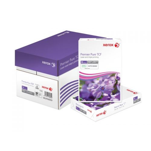 White Card A4 160gsm Single Ream (250 sheets)