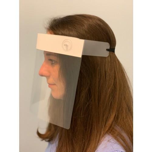 Clear Full Face Anti-Mist Visor