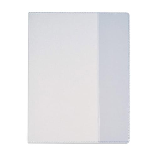 150 Micron Clear PVC Exercise Book Cover 229x178mm