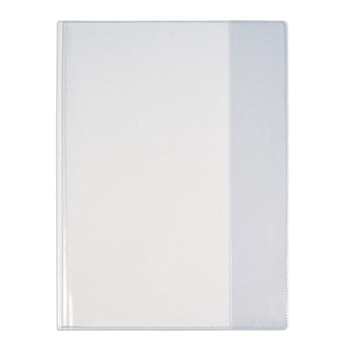 150 Micron Clear PVC Exercise Book Cover A4 297x210mm