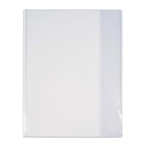 150 Micron Clear PVC Exercise Book Cover A4+ 320x240mm