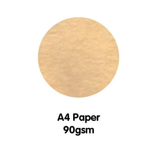 Marble Paper A4 90gsm Grecian Tan