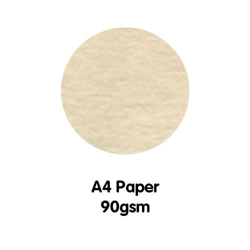 Marble Paper A4 90gsm Olympic Ivory