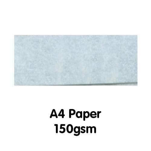 Parchment Paper A4 150gsm Blue
