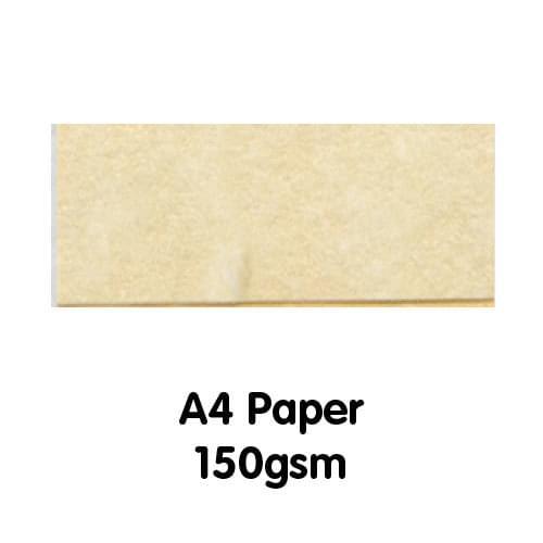 Parchment Paper A4 150gsm Topaz