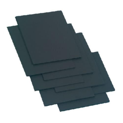 340 Micron A3 Black Card 100 Sheets