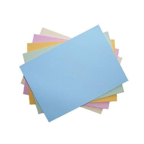 230 Micron A4 Pastel Card Assortment 200 Sheets