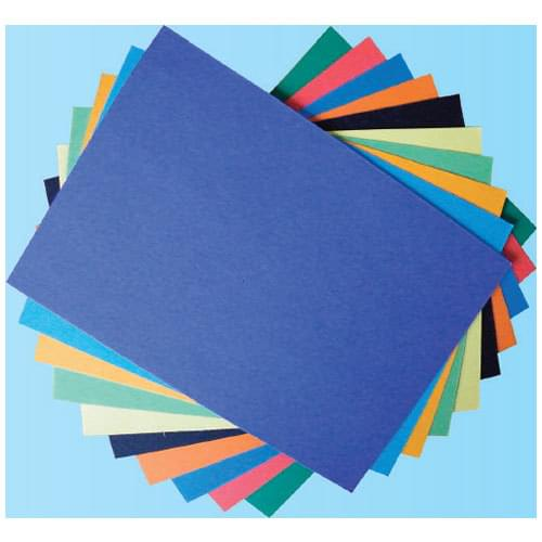 230 Micron A4 Intense Card Assortment 200 Sheets