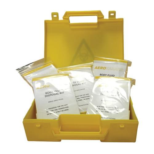 AeroHazard Body Fluid Disposal Kit