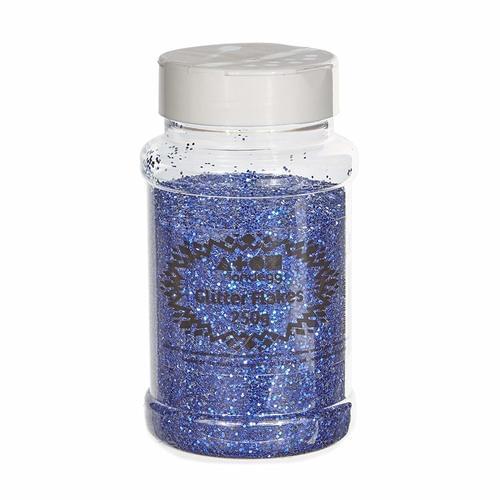 Glitter Shaker 250g Blue