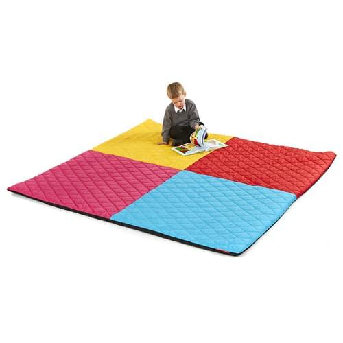 Quilted Harlequin Floor Mat 2000x2000mm