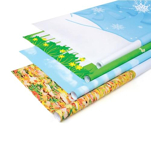 Fadeless Designs Display Paper Seasonal Assortment