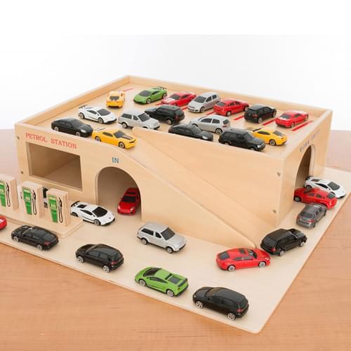 Die-cast Cars Set