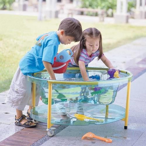 WePlay Circular Sand & Water Table