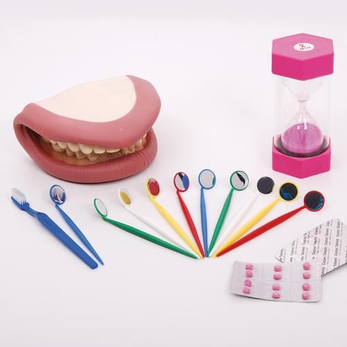 TickiT Complete Dental Health Education Set