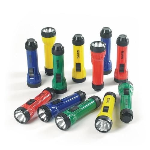 TickiT LED Handy Torches Set of 12