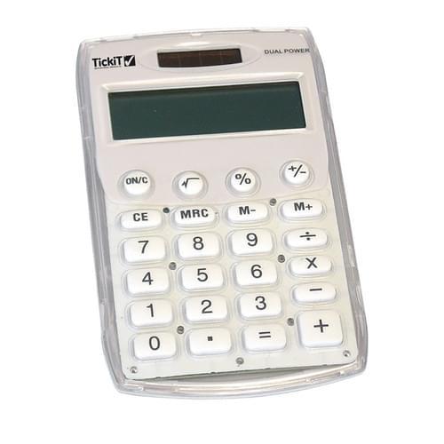 TickiT Student Pocket Calculator