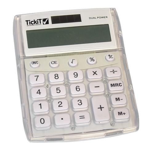 TickiT Teacher Desktop Calculator
