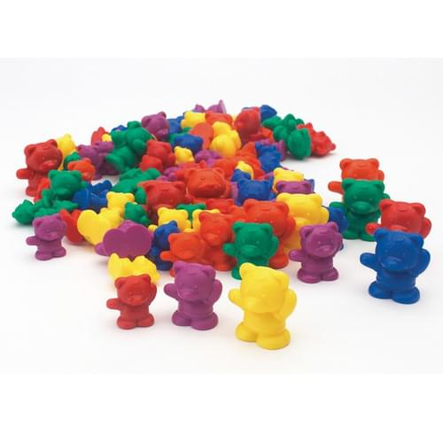 Edx Back Pack Bear Counters