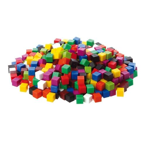 Edx 1cm Counting & Sorting Cubes