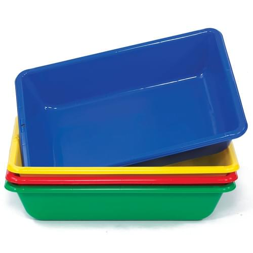 Edx Colour Sand & Water Trays