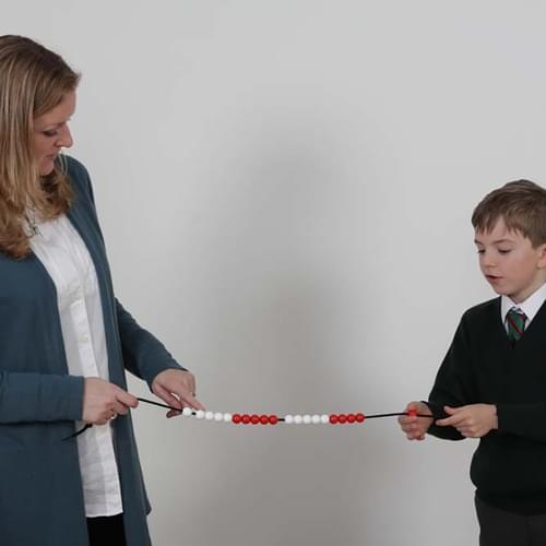 Edx Teacher 20 Bead String