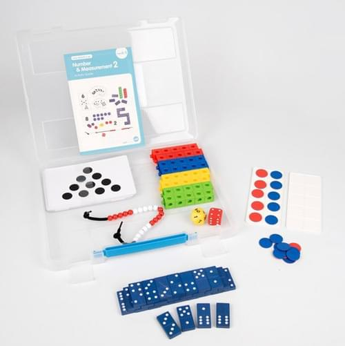 Edx Early Maths 101 to Go Number & Measurement Level 2 Set