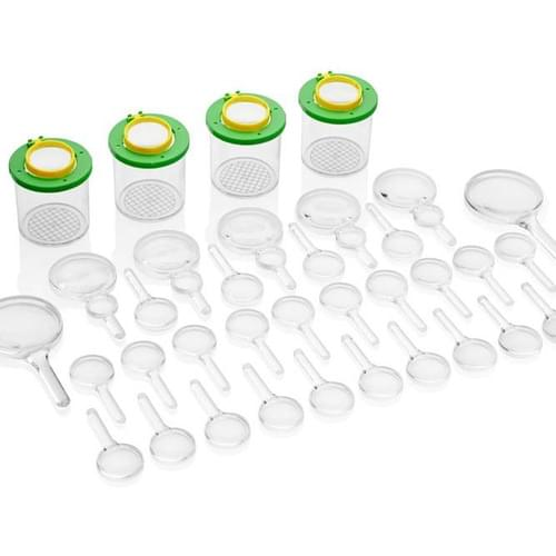 TickiT Magnifiers & Hand Lenses Class Pack