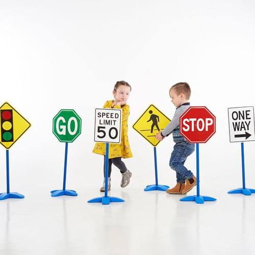 Edx Traffic Sign Set