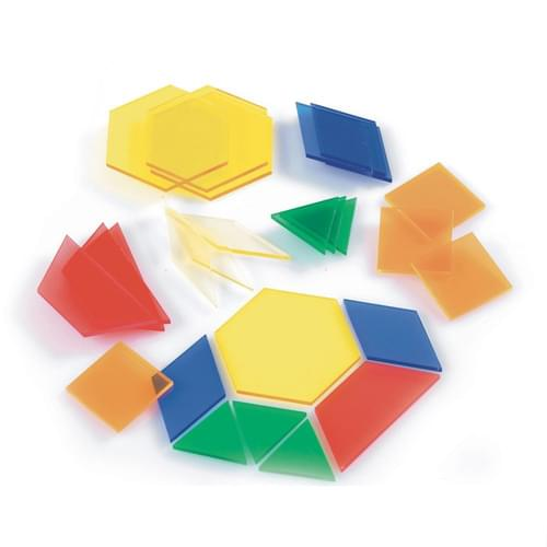 Edx Translucent Pattern Blocks