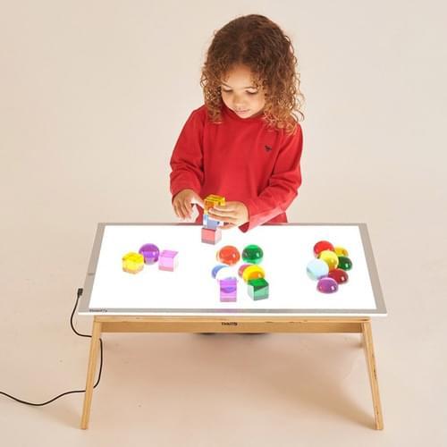 TickiT A2 Light Panel & Table Set
