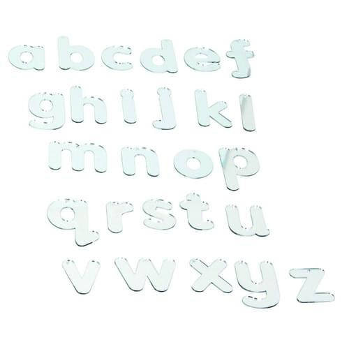 TickiT 168mm Mirror Letters