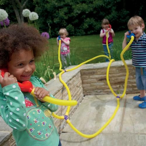 TickiT Talking Tubes Telephone Exchange