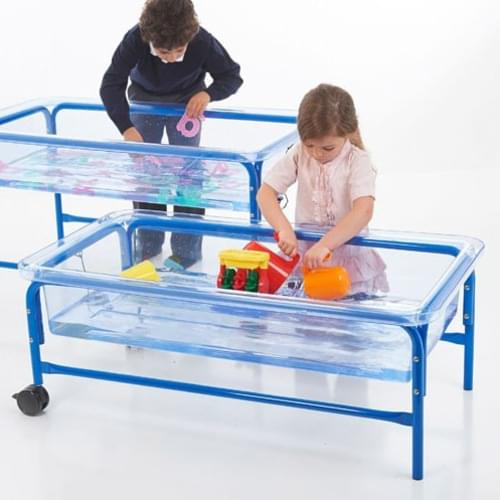 Edx 1100mm Clear Water Tray with 40cm Stand