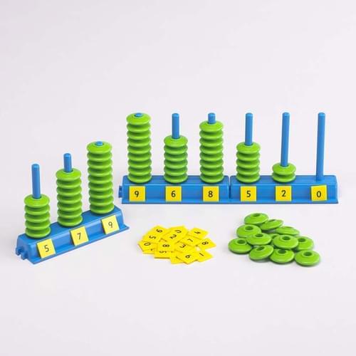 Edx Place Value Abacus Set