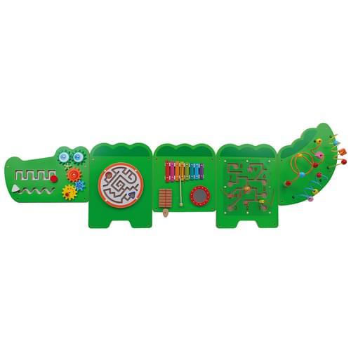 Crocodile Activity Wall Panel Set