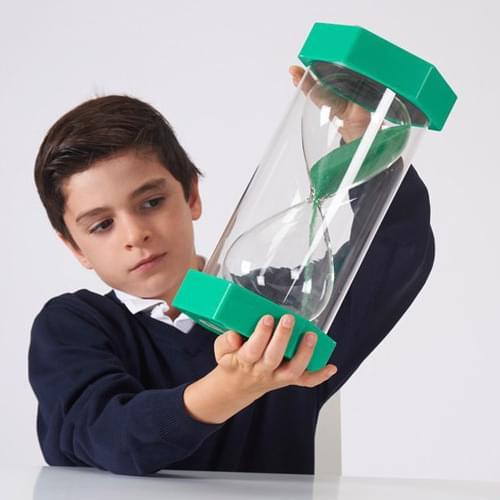 TickiT 1 Minute Mega Sand Timer (Green)
