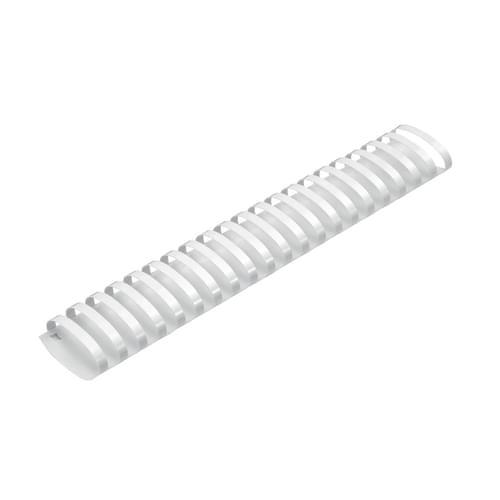 51mm Plastic Binding Combs White Pk50