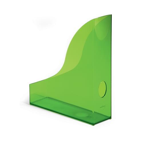 Durable Translucent Magazine File Light Green