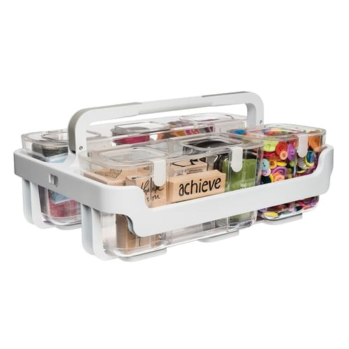 Deflecto Caddy Organiser System