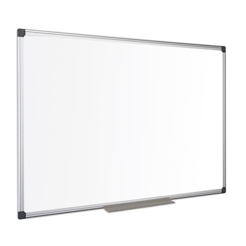 Super Saver Magnetic Coated Steel Drywipe Board W900 x H600mm