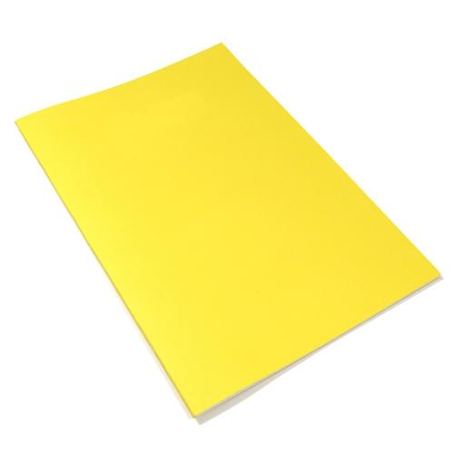 Rhino A4+ Exercise Books 12mm Ruled Yellow 40 Pages