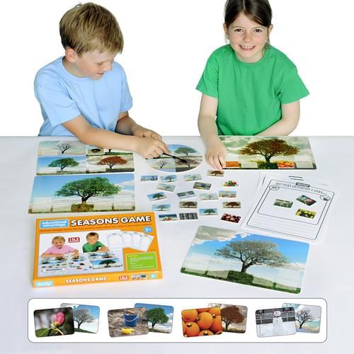 Seasons Educational Game
